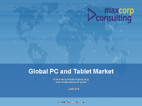 Global PC & Tablet Market 2018 Quaterly